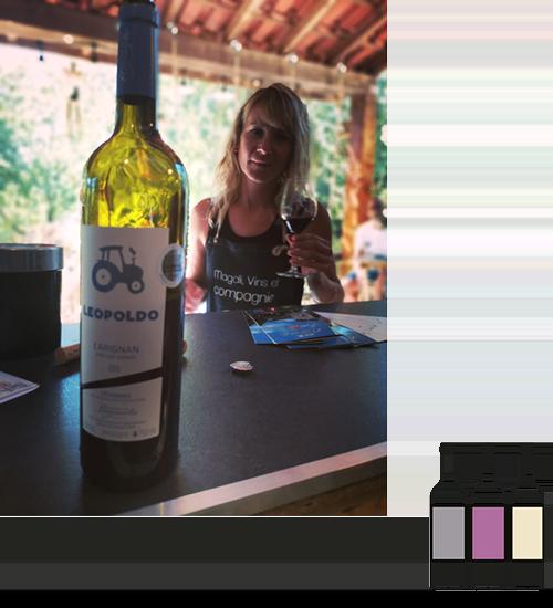 Dégustation avec Magali, Vins et Compagnie